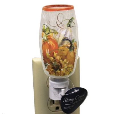 "Stony Creek 5.75"" Pumpkins Night Light Fall Electric Sunflower  -  Decorative Vases"