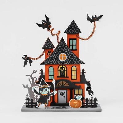 3D Halloween Haunted House Activity Kit - Hyde & EEK! Boutique™