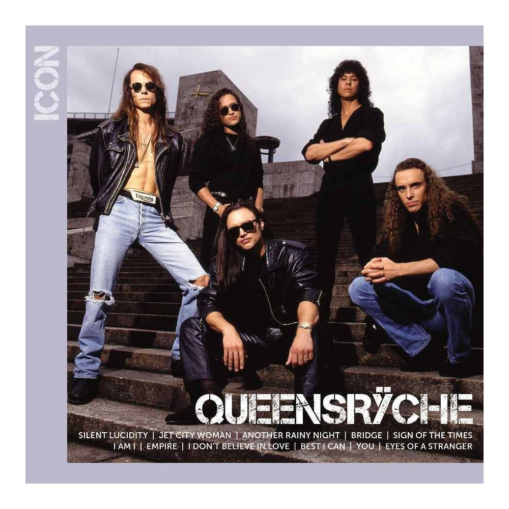 Queensr ̃che - ICON: Queensryche (CD)