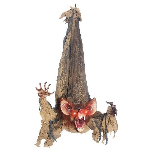 Halloween Animated Slashing Bat - image 1 of 1