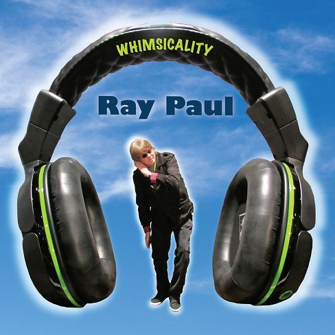 Ray paul - Whimsicality (CD) - image 1 of 1