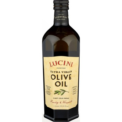 Lucini Everyday Extra Virgin Olive Oil - 33.8 fl oz