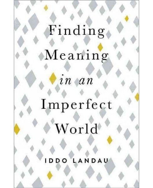 Finding Meaning in an Imperfect World (Hardcover) (Iddo Landau) - image 1 of 1
