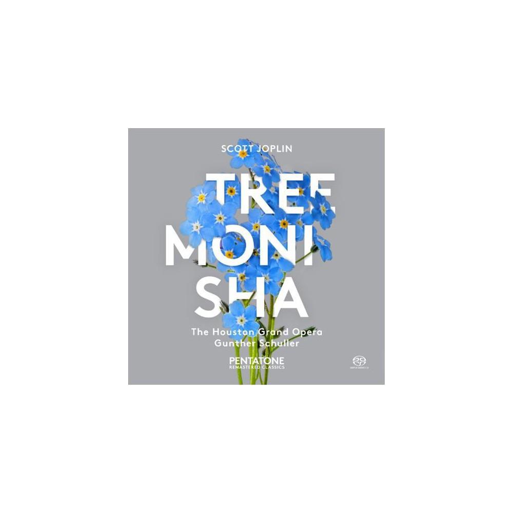 Gunther Schuller - Joplin:Treemonisha (CD)