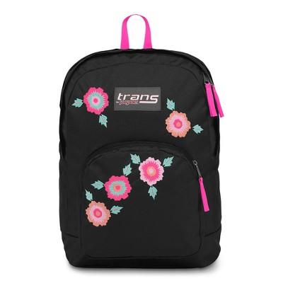 Trans by Jansport 17.5  Overt Backpack - Rosa Floral