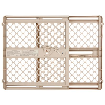 "Toddleroo By North States Supergate Ergo Baby Gate - Sand 26.0"" - 42.0"" Wide"