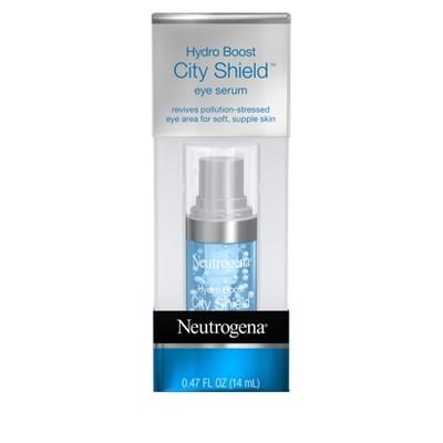 Eye Creams & Masks: Neutrogena Hydro Boost City Shield