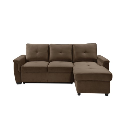 Serta Lawrence Convertible Sectional Sofa Antler Lifestyle Solutions