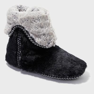 Women's Dearfoams Bootie Slippers