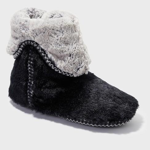d0bb3a1f00f Women's Dearfoams Bootie Slippers