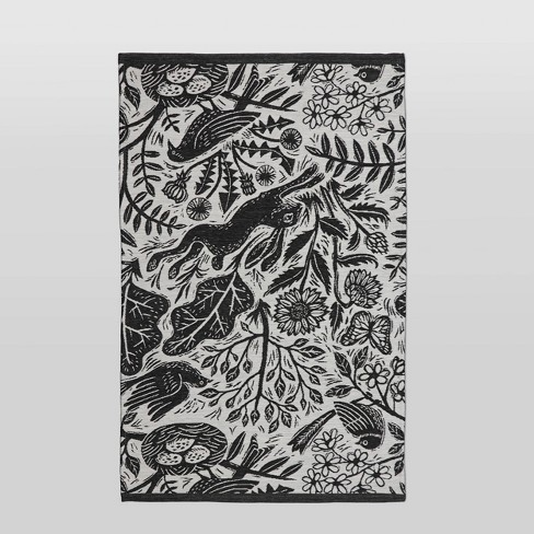 Woodland Outdoor Rug - Threshold™ - image 1 of 3
