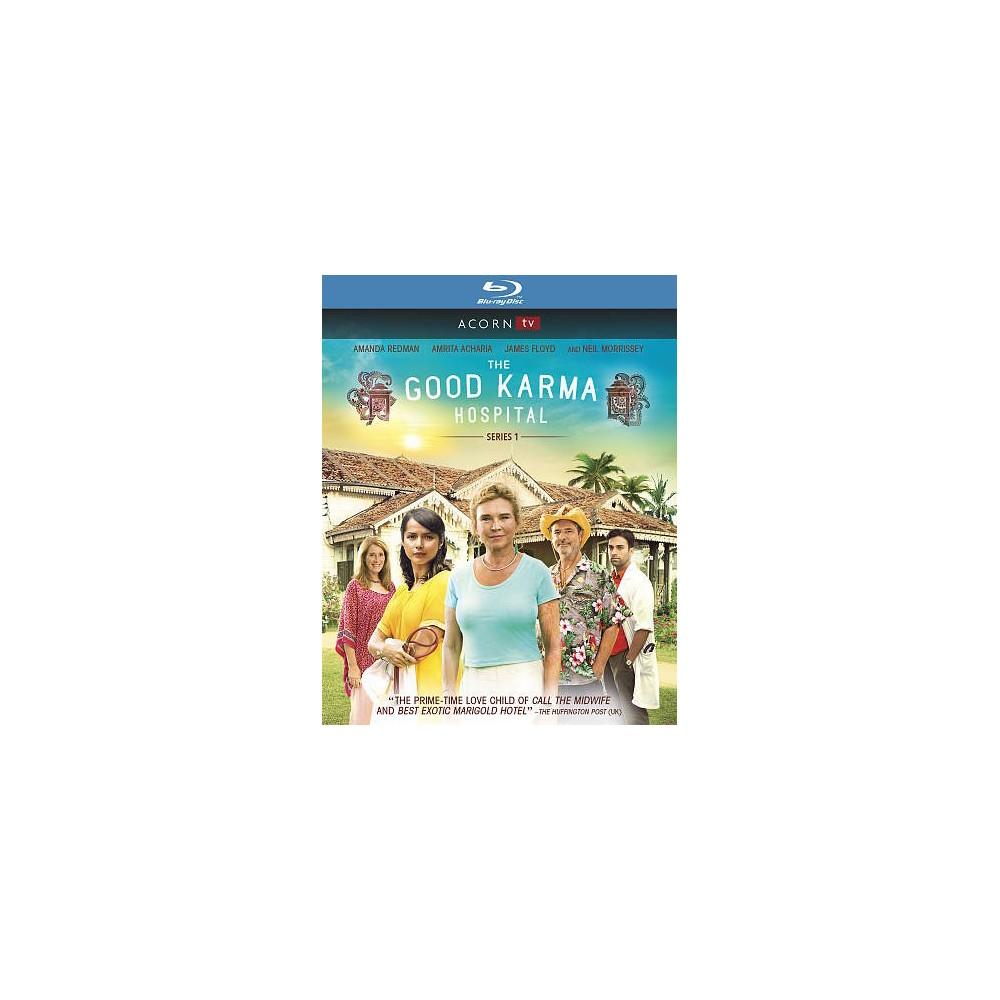 Good Karma Hospital:Series 1 (Blu-ray)