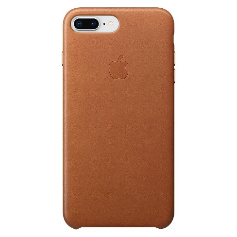 timeless design 8390a 2c799 iPhone 8 Plus/7 Plus Leather Case
