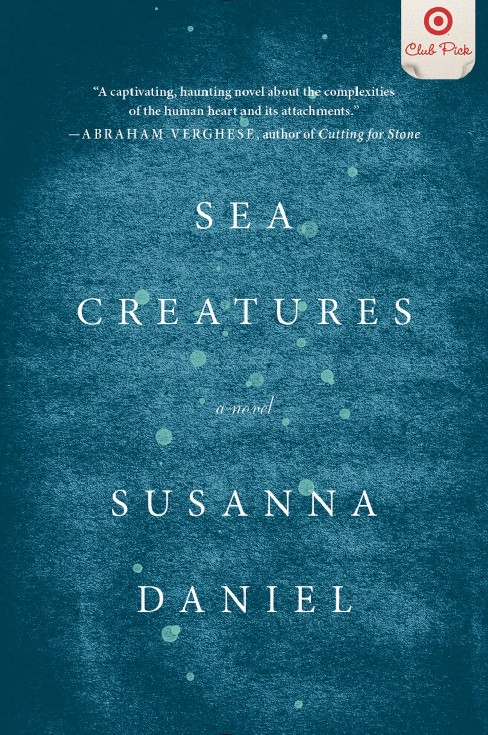 Sea Creatures (Signed Edition) (Target Club Pick Sept 2014) (Paperback) by Susanna Daniel - image 1 of 1