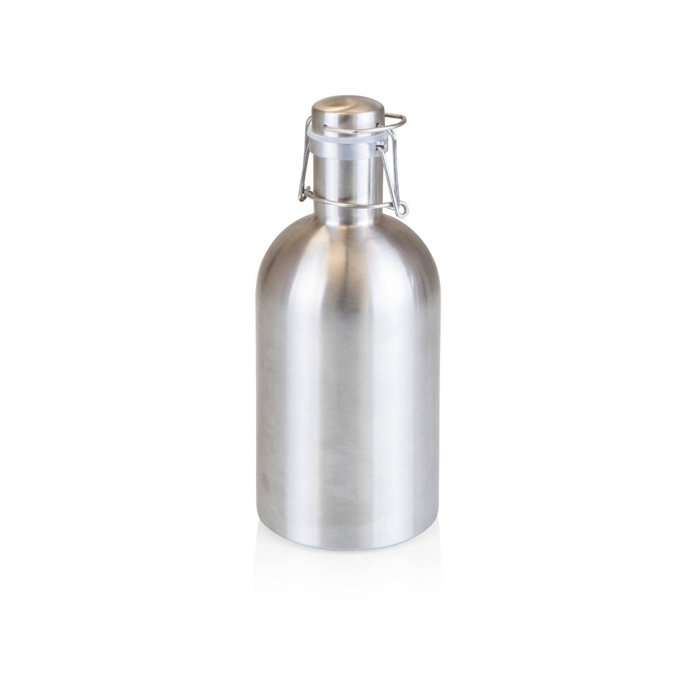 Image of Picnic Time Stainless Steel Growler 64oz