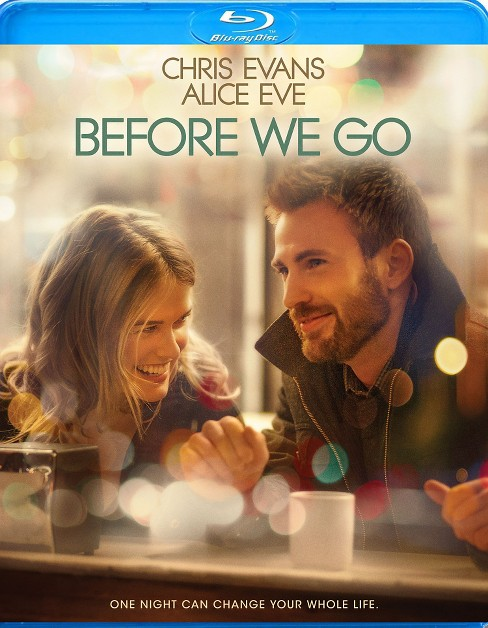 Before We Go (Blu-ray) - image 1 of 1