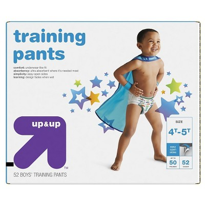 Training Pants for Boys - 4T-5T (52ct)- Up&Up™