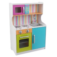 Deals on KidKraft Bright Toddler Kitchen