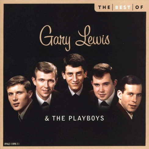 Gary lewis - Best of gary lewis & the playboys (CD) - image 1 of 1