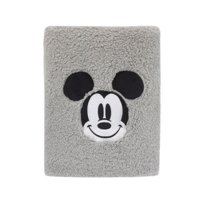 Mickey Mouse & Friends Mickey Mouse Exploration Sherpa Bed Blanket