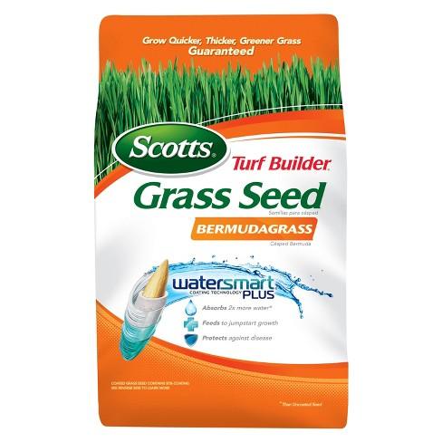 Scotts Turf Builder Grass Seed Bermudagrass 5lb - image 1 of 3