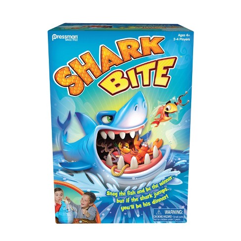 Pressman Shark Bite Game - image 1 of 4
