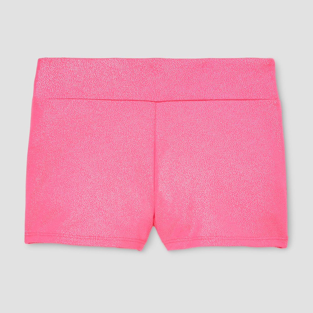 Freestyle by Danskin Girls' Activewear Shorts - Pink S
