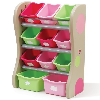 Step2 Fun Time Room Organizer - Pink