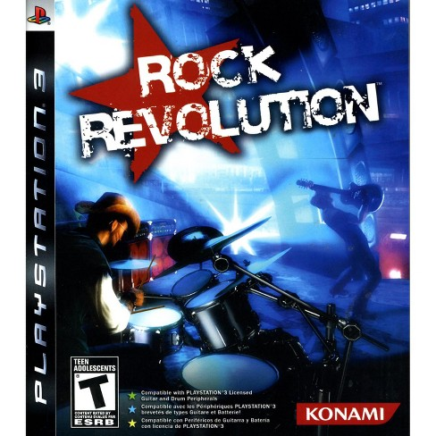 Rock Revolution PRE-OWNED PlayStation 3 - image 1 of 1