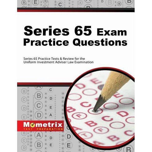 Series 65 Exam Practice Questions - by  Mometrix Financial Industry Certificat (Paperback) - image 1 of 1
