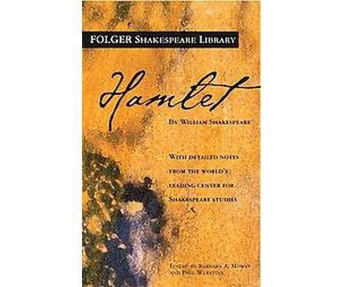 Hamlet (Paperback) (William Shakespeare) - image 1 of 1