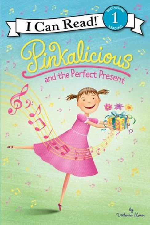 Pinkalicious and the Perfect Present ( Pinkalicious: I Can Read!, Level 1) (Paperback) by Victoria Kann - image 1 of 1