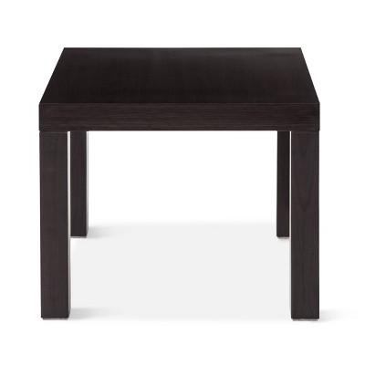 No Tools Accent Table Espresso - Room Essentials™