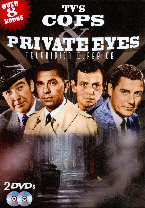 Tv's cops:Private eyes (DVD) - image 1 of 1