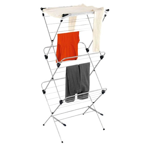 Honey-Can-Do 3-Tier Mesh Top Drying Rack - image 1 of 1