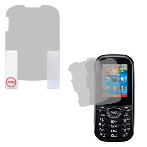 MYBAT 2-Pack Clear LCD Screen Protector Film Cover For LG VN251 / UN251 / Cosmos 2 - image 1 of 1