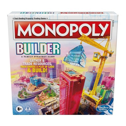 Monopoly Builder Game - image 1 of 4