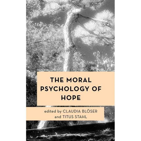 The Moral Psychology of Hope - (Moral Psychology of the Emotions) (Hardcover) - image 1 of 1