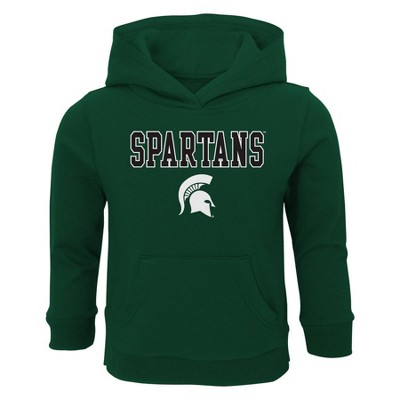 NCAA Michigan State Spartans Boys' Hoodie