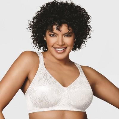 Playtex 18 Hour Women's Ultimate Lift & Support Wireless Bra 4745