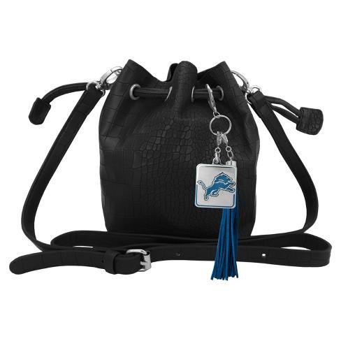 69949da7 NFL Detroit Lions Charming Mini Bucket Bag