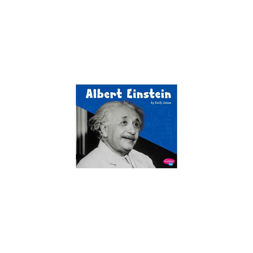 Albert Einstein (Paperback) (Emily James)