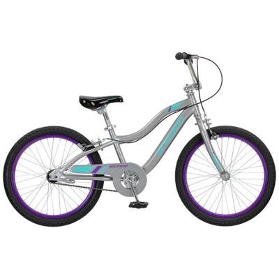 """Schwinn Astrid 20"""" Kids' Bike - Gray"""