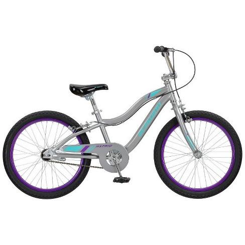 Schwinn Girls Astrid 20 Kids Bike Gray Target