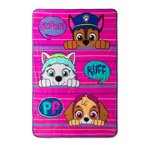 PAW Patrol® Bed Blankets (Twin) - image 1 of 1