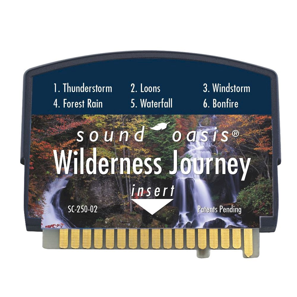 Image of Sound Oasis Wilderness Journey Sound Card (SC-250-02)