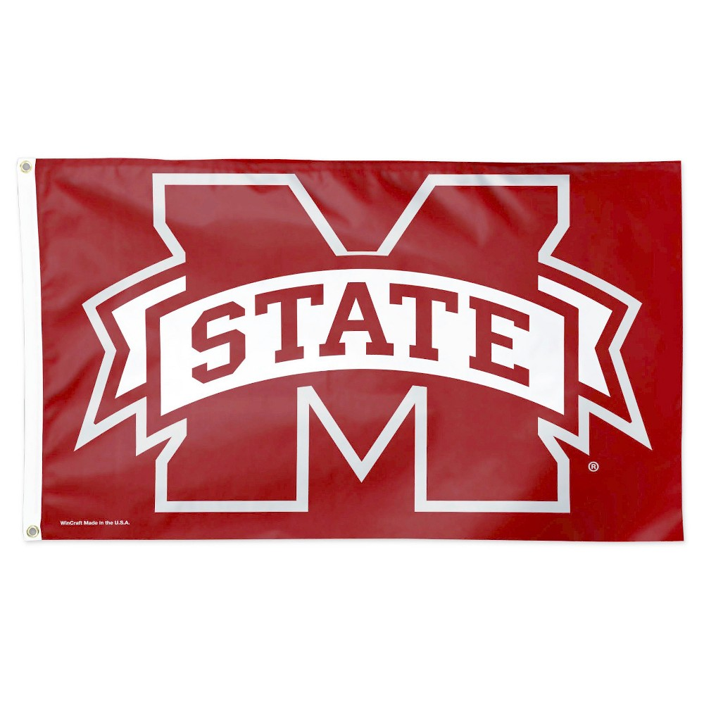 NCAA Mississippi State Bulldogs Deluxe Flag