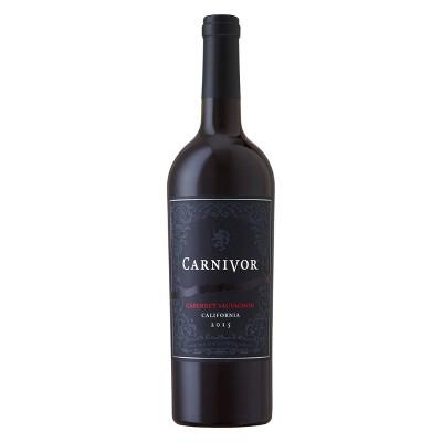 Carnivor Cabernet Sauvignon Red Wine - 750ml Bottle