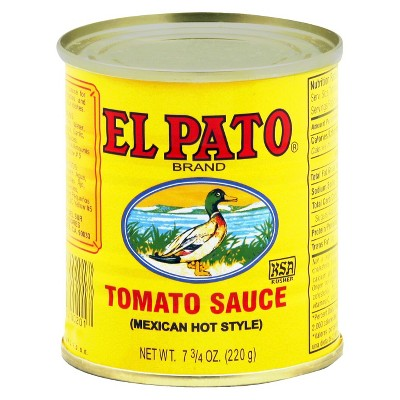 El Pato Tomato Sauce 7.75oz