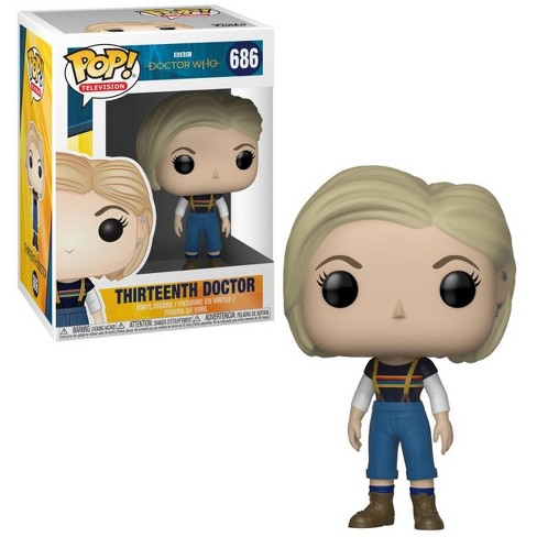 Funko Pop Television: Doctor Who - Thirteenth Doctor Collectible Figure, Multicolor - image 1 of 1